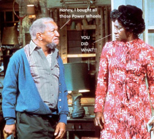 Grady Sanford And Son Quotes