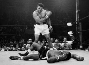 Muhammad Ali still the Greatest as he celebrates 70th