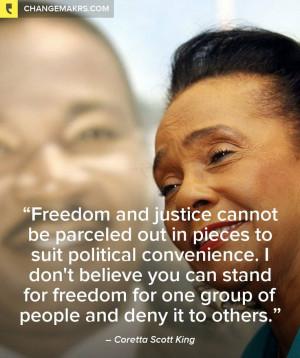 ... political convenience