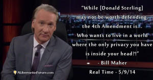 Bill Maher Quotes