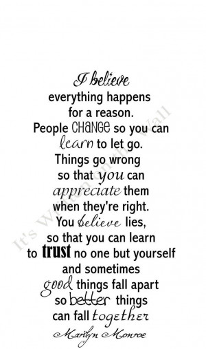 You are here: Home › Quotes › This quote means so much at this ...