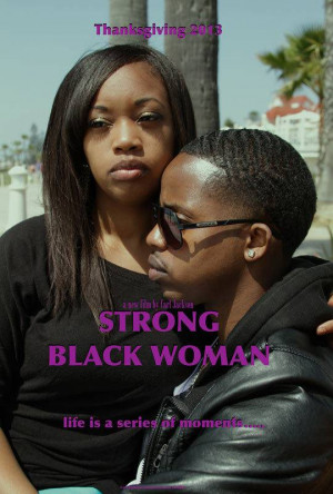 Strong Black Woman Poster Art - Strong Black Woman Picture