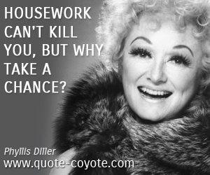 Phyllis Diller -
