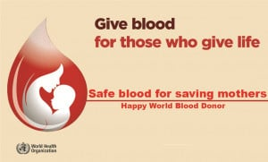 Happy World Blood Donor Day Quotes - FunnyDAM - Funny Images, Pictures ...