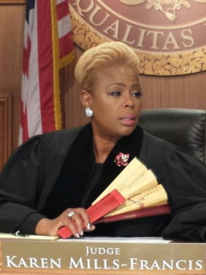 Judge Karen Mills Francis