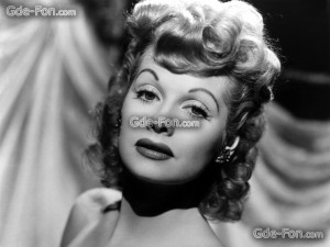 Lucille Ball - Wallpaper Gallery