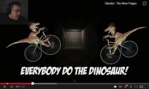 Markiplier Do The Dinosaur by LillithMalice