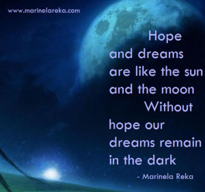 quote about hopes and dreams quotes about dreams quotes about hope ...