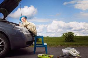 Emil Nyström: las fotos más divertidas de su hija
