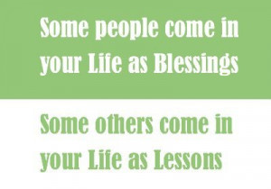 blessings, come, lessons, life, others, people, quotes