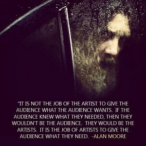 neil-gaiman:amandapalmer:alan moore speaks from inside my brain ...
