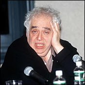 Harold Bloom, American critic