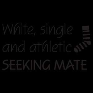 Clean Seeking Mate Wall Quotes™ Decal