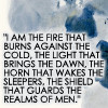 Fire and Ice Quotes