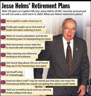 jesse helms american bigot by lisa duggan did he plan