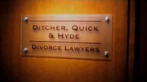 We'd call this trio the worst divorce attorneys ever -- if their law ...