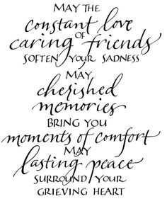 Encouraging #Quotes , #Grief , #Bereavement Walker Funeral Home www ...