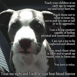 Respect All Animals