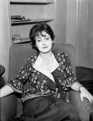 ... Dorothy Parker (1893-1967), interview with The Paris Review , Summer