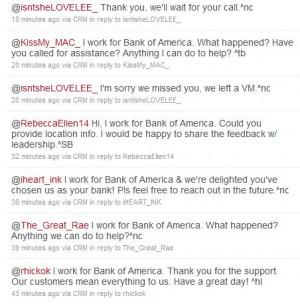 Bank Of America Customer Help