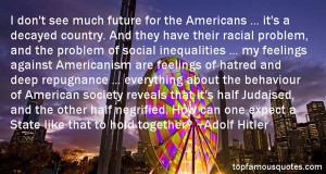 Top Quotes About Hatred