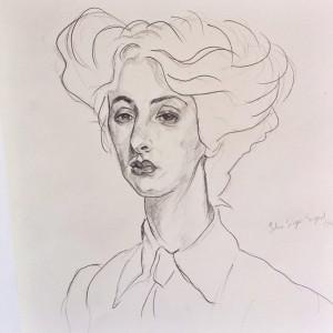 ... John Singer Sargent in Graphite Pencils 101 Inspirational Art Quotes