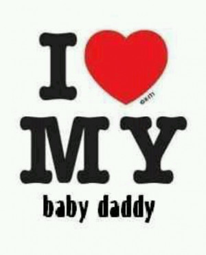 love my baby daddy! #Husband #Baby daddy of ALL my kids!
