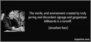 More Jonathan Katz Quotes
