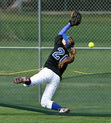 Softball Fielding Tips - Outfield Skills Are Often Underestimated