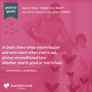 Father's Day Poems and Quotes
