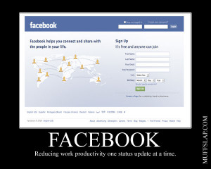 Funny Facebook Demotivational Posters (17 pics)