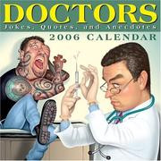 Cover of: Doctors: Jokes, Quotes, and Anecdotes by Andrews McMeel ...