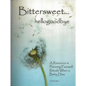 Bittersweet... hellogoodbye