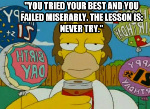 Awesome Simpsons Moments