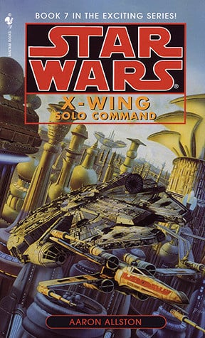 "... by marking ""Solo Command (Star Wars: X-Wing, #7)"" as Want to Read"