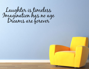 ... -IMAGINATION-DREAMS-WALL-ART-QUOTE-DECAL-VINYL-LETTERING-WORDS-DECOR