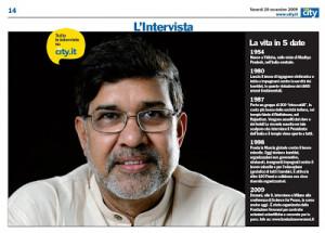 Kailash Satyarthi, L'uomo che liberava i bambini