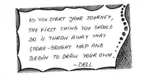 Quotes by Dell~As You Start Your Journey The First Thing You Should Do ...