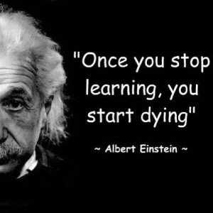 Never stop learning #Quotes ☮k☮Quotes Unquot, Never Stop Learning ...