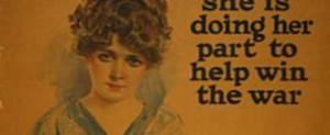 women in WWI
