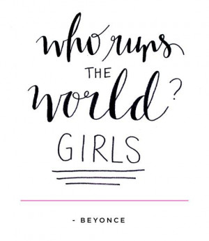 Girls , quotes