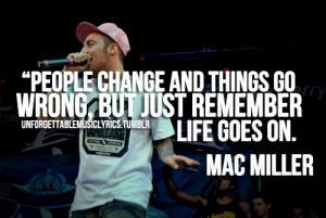Mac Miller Quotes About Weed