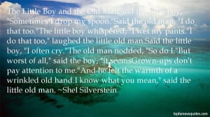 Shel Silverstein Quotes Pictures