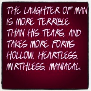 Heartless Quotes