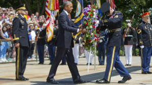 Memorial Day 2015: 5 Quotes From President Obama (ABC News)