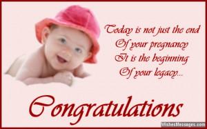 Newborn Baby Quotes Parents of newborn baby