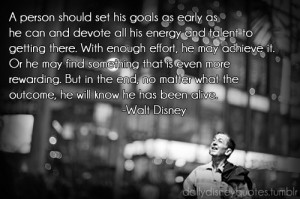 believe in being a motivator.