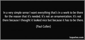 More Paul Cullen Quotes