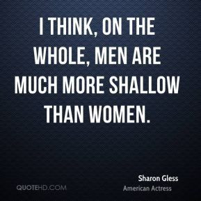 shallow people quotes | Shallow Quotes