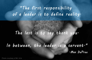 Home / Engage Your Boss / Servant Leadership